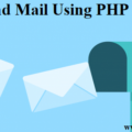 mail using PHP